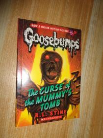 Classic Goosebumps #06: The Curse of the Mummy's Tomb  鸡皮疙瘩经典故事系列#6:木乃伊的诅咒