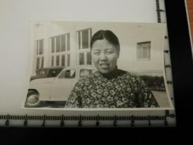 原国家民委专家张红、段星光旧藏老照片1张 品相尺寸如图 星光