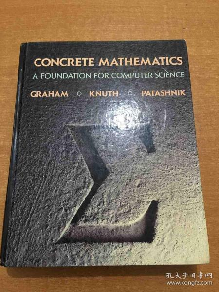 Concrete Mathematics