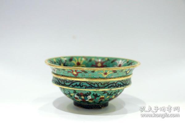 景泰蓝 碗