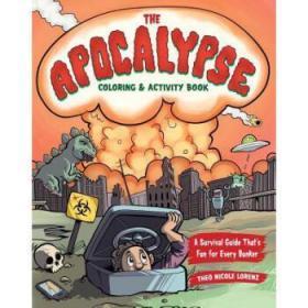 The Apocalypse Coloring & Activity Book: A...