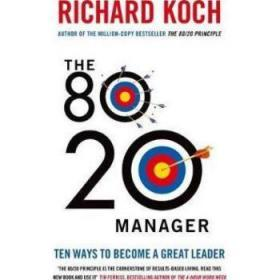 The 80/20 Manager : Ten ways to become a g...