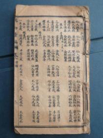线装古籍:鹅幻汇编...卷1.2.3.4.5.6.7.8.9.10.11.12、十二卷合订一册(线装60开、民国最早期魔术文献、多插图) 15x9cm