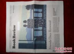 THE NEW YORK TIMES BOOK REVIEW 过期纽约时报书评随机发货 英文报纸 学习资料