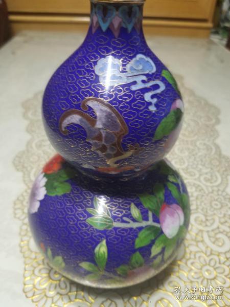 景泰蓝大瓶