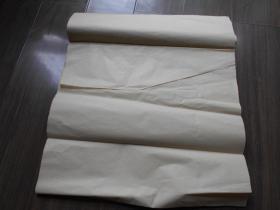 老纸头【80年代,元书纸,60张】纸较薄。尺寸:47.5×39cm