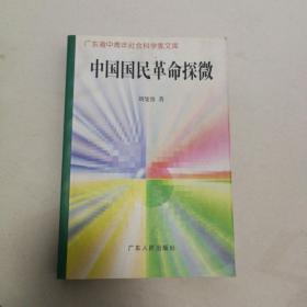 中国国民革命探微
