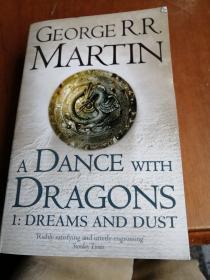 【英文原版】A Dance With Dragons(冰与火之歌:与龙共舞)