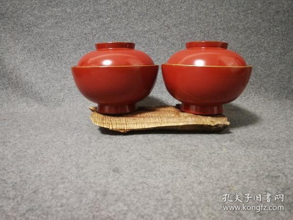 日本 漆器 木碗 吸物碗 木胎