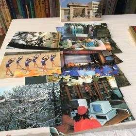 南京大学 明信片16张