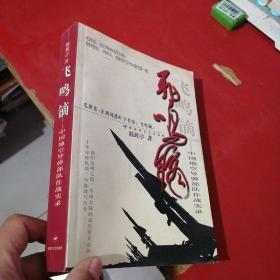 飞鸣镝:中国地空导弹部队作战实录 有书签
