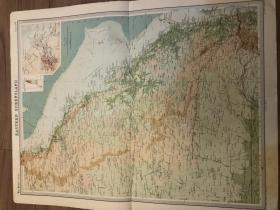 东部昆士兰地图