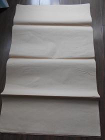 老纸头【80年代,元书纸,28张】纸较薄。尺寸:74.5×44.2cm