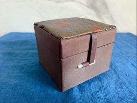 上海西泠精品镜面硃砂印泥(30克装)