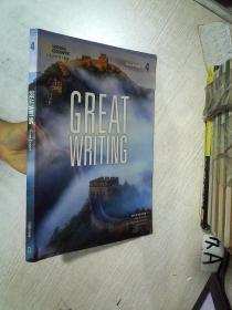 GREAT WRITING 4  伟大的写作4 8开    05
