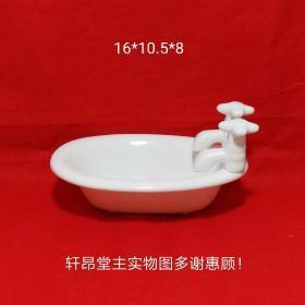 千禧年左右:浴缸造型 港产 老香皂盒