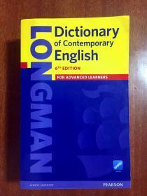 最新权威英语学习字典 全新英国原装进口辞典 LONGMAN DICTIONARY OF CONTEMPORARY ENGLISH 6th edition 朗文当代英语词典{第六版}