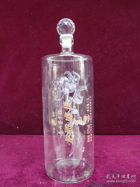 龙腾盛世酒瓶