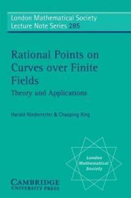 Rational Points on Curves over Finite Fields: Theory and Applications (London Mathematical Societ...