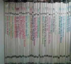 美猴王丛书英文版34本全套