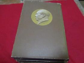 毛泽东选集《第一,二,三,四,五卷共计5本》精装版