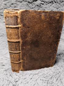 1779年  THE POETICAL WORKS OF SIR JOHN DENHAM  和  THE POETICAL WORKS OF ELIJAH FENTON 合订本  含精美藏书票