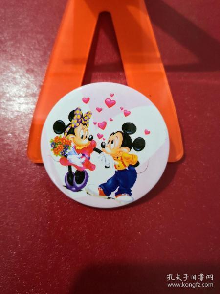 米老鼠情人节:迪斯尼动漫徽章