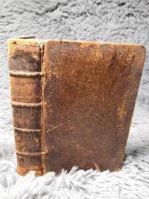 1779年 THE POETICAL WORKS OF GEO. GRANVILLE  和 THE POETICAL WORKS OF JOHN SHEFFIELD  合订本 含精美藏书票