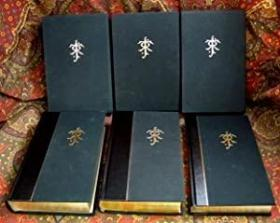 The History of Middle Earth, Part 1, 2 & 3 Limited Deluxe Editions in Publishers Slipcase