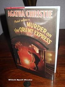 Murder on the Orient Express :++++FOR THE DISCERNING COLLECTOR, A BEAUTIFUL UK FIRST PRINT HARDBA...