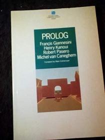 PROLOG (International Computer Science Series)