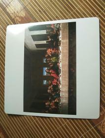 美术卡片:最后的晚餐(卡纸28厘米*28厘米*0.5毫米)印制精美