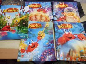 wonders【五本合售见图】.