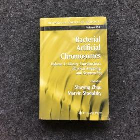 Bacterial Artificial Chromosomes:Volume 1(细菌人工染色体:卷1)