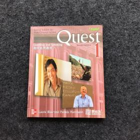 quest 1:listening and speaking:second edition(附光盘)