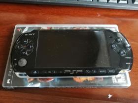SONY--PSP 游戏机(含正版游戏碟2张)【详见描述】