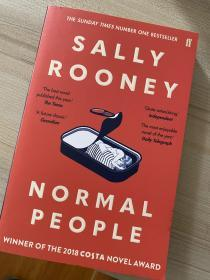 normal people普通人Sally Rooney
