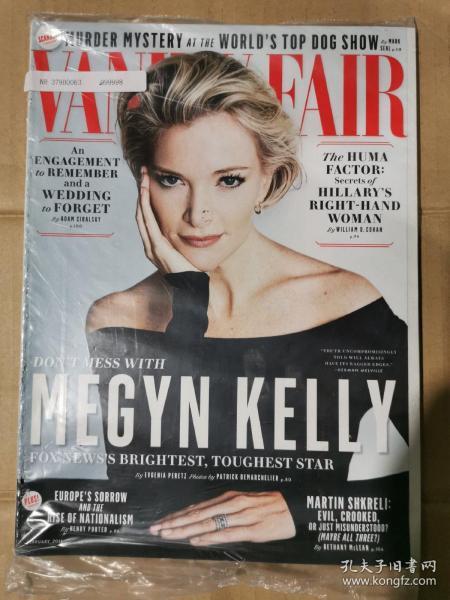 Vanity Fair 名利场 2016年2月英文版