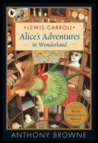爱丽丝梦游仙境 安东尼布朗插图 Alice's Adventures in Wonderland