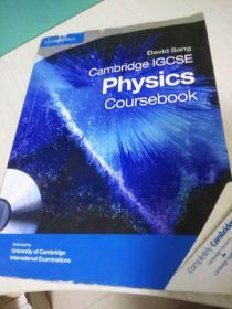 CAMBRIDGE+IGCSE+PHYSICS+COURSEBOOK 无光盘