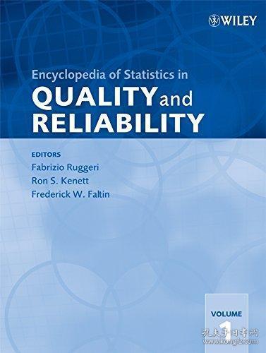 EncyclopediaofStatisticsinQualityandReliability
