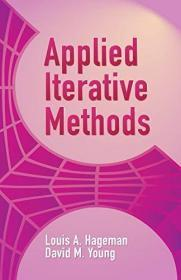 Applied Iterative Methods.