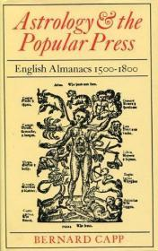 Astrology and the Popular Press: English Almanacs, 1500-1800