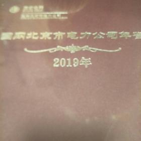 国网北京市电力公司年鉴   2019