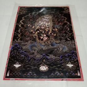 唐卡藏佛像