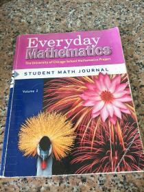 Everyday Mathematlcs Student math journal  Volume2