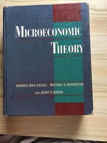 Microeconomic Theory理论