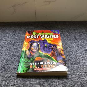 Goosebumps Most Wanted Special Edition #1: Zombie Halloween 鸡皮疙瘩通缉令特别版#1:僵尸万圣节