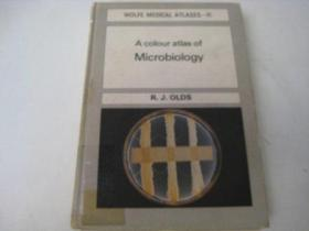 A Colour Atlas of Microbiology (Wolfe medical atlases) (Volume 11)