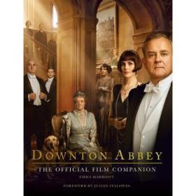 Downton Abbey: The Official Film Companion  唐顿庄园